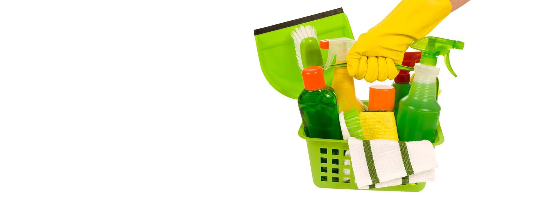 Είδη καθαρισμού - χαρτικά